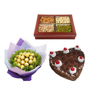 Send Flowers and Cakes to Hyderabad