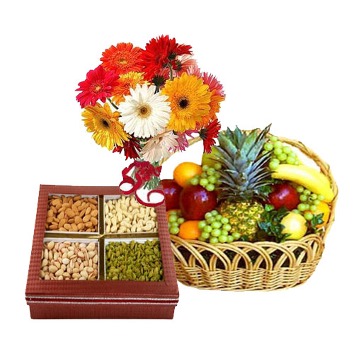 Deliver Flowers and Dryfruits to Hyderabad