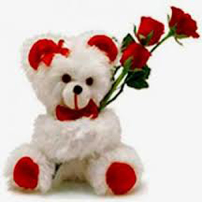 Deliver Soft Toys with Flowers to Hyderabad